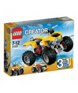 Lego Creator 31022 Turbo čtyřkolka