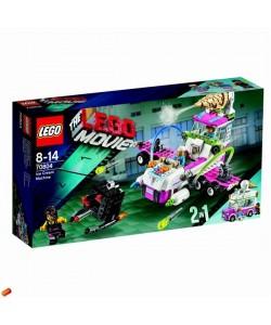 Lego Movie 70804 Zmrzlinářský stroj