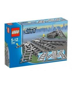 Lego City 7895 Výhybky