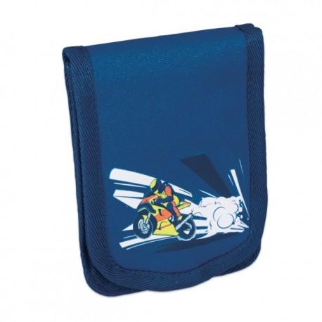 Kapsička na krk Topgal CHI 663 D - Blue