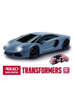 Nikko RC Decepticon Lockdown streetcar