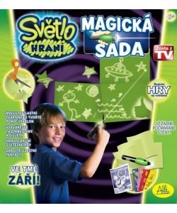 Světlohraní Magická sada Albi