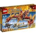 LEGO®Chima 70146 Létající ohnivý chrám Fénix