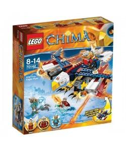 Lego Chima 70142 Erisino ohnivé orlí letadlo
