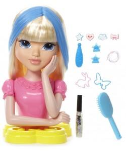 Moxie Girlz Česací hlava- Avery