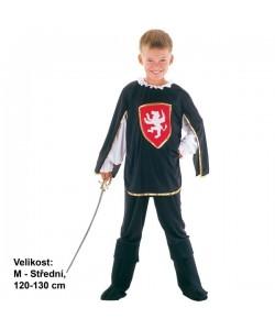 Kostým na karneval Mušketýr 120-130cm