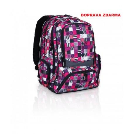 Studentský batoh Topgal HIT 804 I Violet