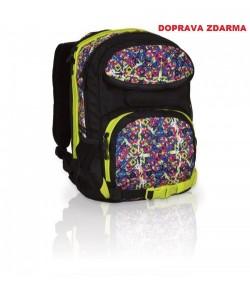 Studentský batoh Topgal HIT 815 A - Black