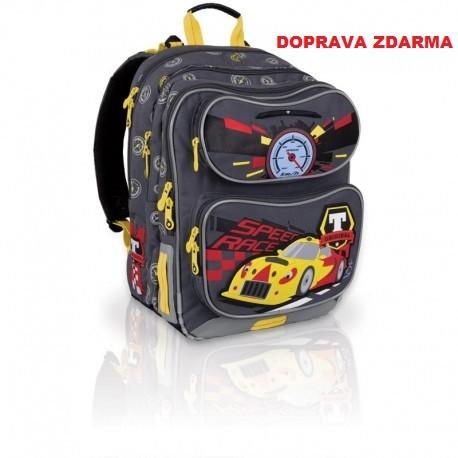 Školní batoh TOPGAL CHI 600 C - Grey