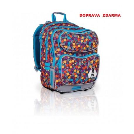 Školní batoh Topgal CHI 649 I - Violet