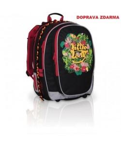 Školní batoh TOPGAL CHI 654 A Black DOPRAVA ZDARMA