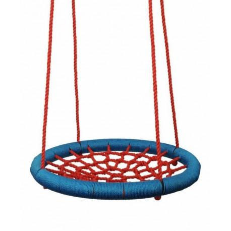 Houpací kruh (průměr 85cm) - červený Woody