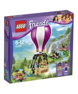 LEGO®Friends 41097 Horkovzdušný balón v Heartlake
