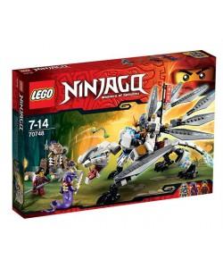 LEGO®Ninjago 70748 Titanový drak