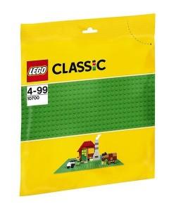 LEGO®Classic 10700 Zelená podložka na stavění