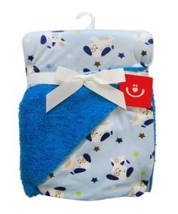 Dětská deka z mikrovlákna