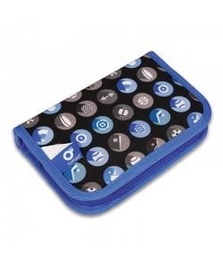 Školní pouzdro Topgal CHI 765 D - Blue