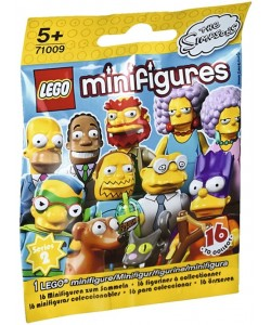 LEGO® Minifigurky 71009 Simpsons 2.série