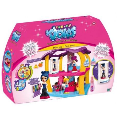 Bindeez dolls sada domeček