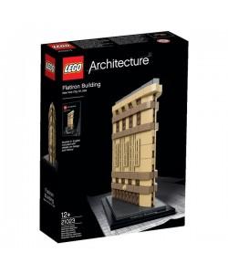 LEGO®Architecture Budova Flatiron