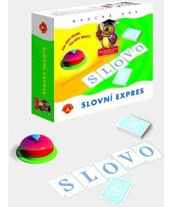 Slovní Expres hra