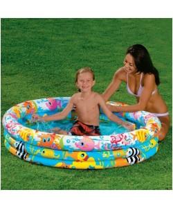 INTEX Bazén 56431 kruh 132x28cm