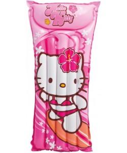 INTEX Nafukovací lehátko Hello Kitty