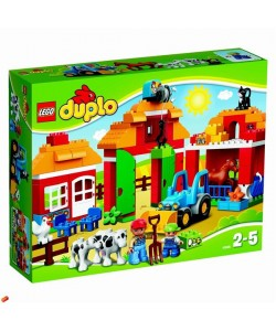LEGO®DUPLO® 10525 Velká farma