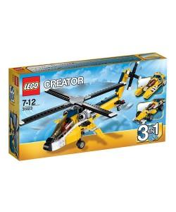 LEGO® Creator 31023 Žlutí jezdci