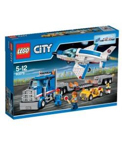 LEGO®City 60079 Transportér pro převoz raketoplánu