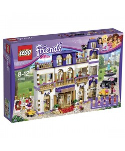 LEGO® Friends 41101 Hotel Grand v městečku Heartl.