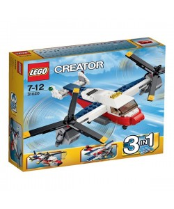 LEGO®Creator 31020 Dobrodružství se dvěma vrtulemi