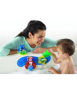 Fisher Price Kamarádi do koupele B0662