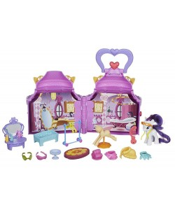 My Little Pony CMM Raritys Booktique hrací set