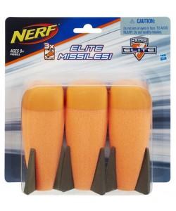 NERF Mega balení 3 velkých pěnových šipek