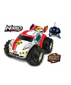 RC auto NIKKO VaporizR 2 - 1 h. nabíječka- červené