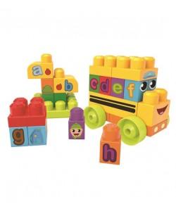 Mega Bloks FB školní abc autobus