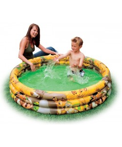 INTEX Nafukovací bazén Disney 147x33 cm - SLEVA