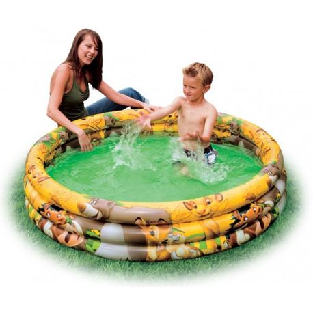 Nafukovací bazén Disney Friends 147x33 cm