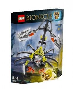 LEGO® Bionicle 70794 Lebkoun - Škorpion