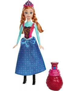 Disney Princess Frozen Anna a kouzelný parfém