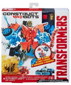 Transformers 4 construct bost trasnformer se zvíř.