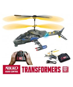 Nikko RC Transformers Helicopter