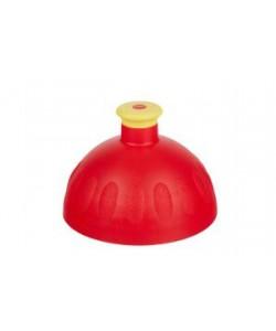 ZDRAVÁ LAHEV Víčko červené - zátka žlutá