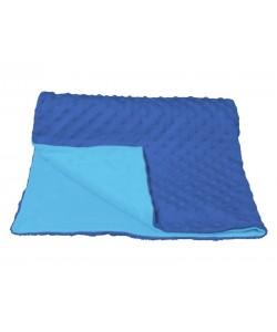 G-mini Deka do kočárku dvoubarevná, modrá