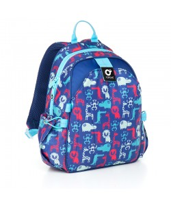Dětský batoh Topgal CHI 839 D - Blue