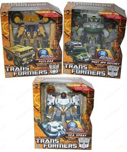 Transformers robot - HIGHBROW*