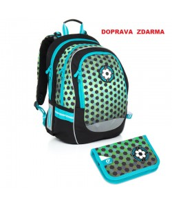 Školní batoh Topgal CHI 800 E SET SMALL