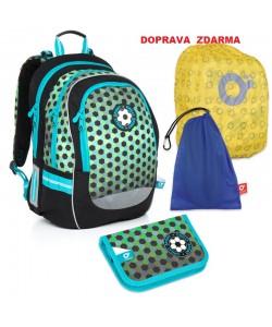 Školní batoh Topgal CHI 800 E SET LARGE