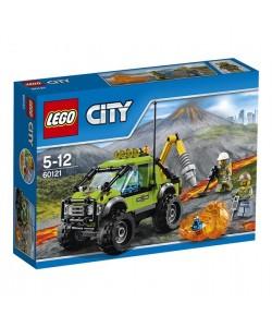 LEGO® City 60121 Sopečné průzkumné vozidlo